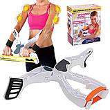Тренажер для рук, плечей і спини Wonder Arms | Силовий тренажер Диво руки Диво руки, фото 2