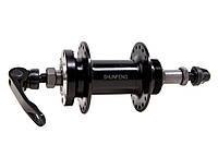 Втулка задняя под трещотку для велосипеда на промподшипнике под диск SHUNFENG SF-A210R с QR (HUBR-Al-030)