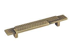 Ручка мебельная Ferretto Face 089-04-128 бронза