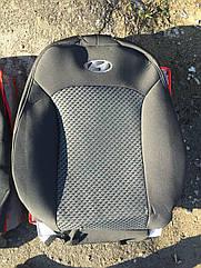 Чехлы VIP на сиденья HYUNDAI Santa Fe 2006-12 (USA)(унив) автомобильные модельные чехлы на для сиденья сидений