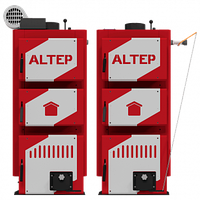 Котел твердотопливный Альтеп Classic 12 кВт, фото 1