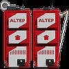 Котел твердотопливный Альтеп Classic Plus 24 кВт (вент.+контр.)
