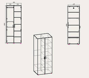 Шкаф-18, фото 2