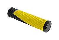 Ручки керма гріпси KLS Advancer 17 2Density Yellow