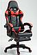 Крісло геймерське професійне VECOTTI GT чорно-червоне, новинка 2021, фото 3