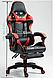 Крісло геймерське професійне VECOTTI GT чорно-червоне, новинка 2021, фото 2