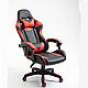Крісло геймерське професійне VECOTTI GT чорно-червоне, новинка 2021, фото 5