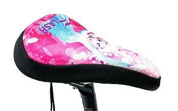 Накладка на детское седло FROZEN с гелиевым наполнителем 200*150mm (SAD-473)