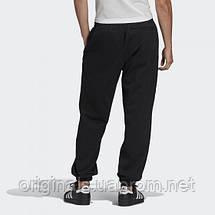 Штани трикотажные Adidas Originals Adicolor Premium GN3379 2021 черные, фото 3