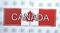 Табличка Канада