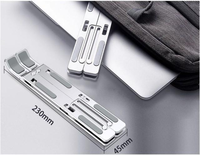 Подставка для ноутбука складная ML02