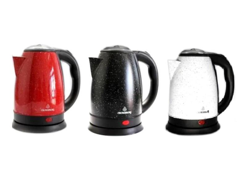 Електричний чайник Crownberg CB 2843 2 л пластик
