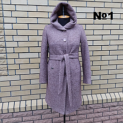 Красивое женское пальто весна 2021 размеры 50-58