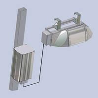 Светильник для теплиц ЖСП 01-400Вт корпус состоит из 2-х частей