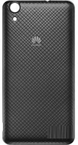 Задняя Панель Корпуса (Крышка) для Huawei Y6 II белая (2016) (Черная)
