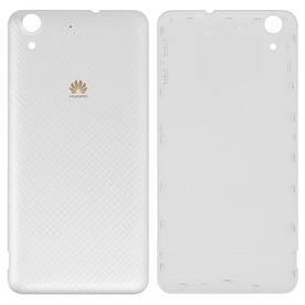 Задняя Панель Корпуса (Крышка) для Huawei Y6 II белая (2016) (Белая)