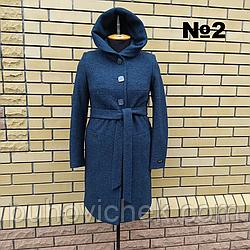 Стильное женское пальто весна 2021 размеры 50-58