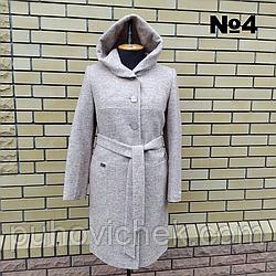 Демисезонное женское пальто весна 2021 размеры 50-58