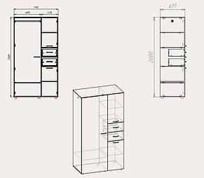 Шкаф-19, фото 2