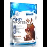 Сывороточный протеин QUAMTRAX Whey Protein 2 kg печенье и крем