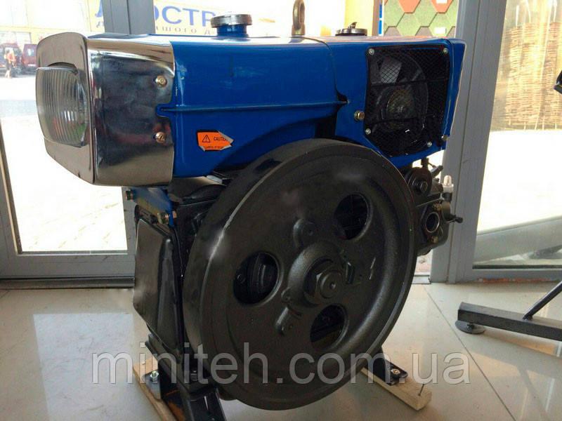 Двигатель Zubr CH 1100