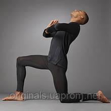 Тайтсы для йоги мужские Adidas Techfit GM5036 2021 черные