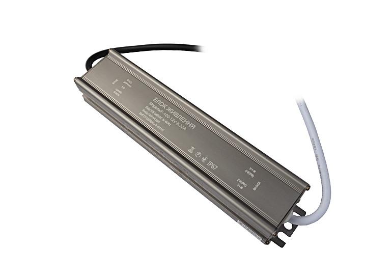 Герметичный блок питания LM-100-12 WP Standart