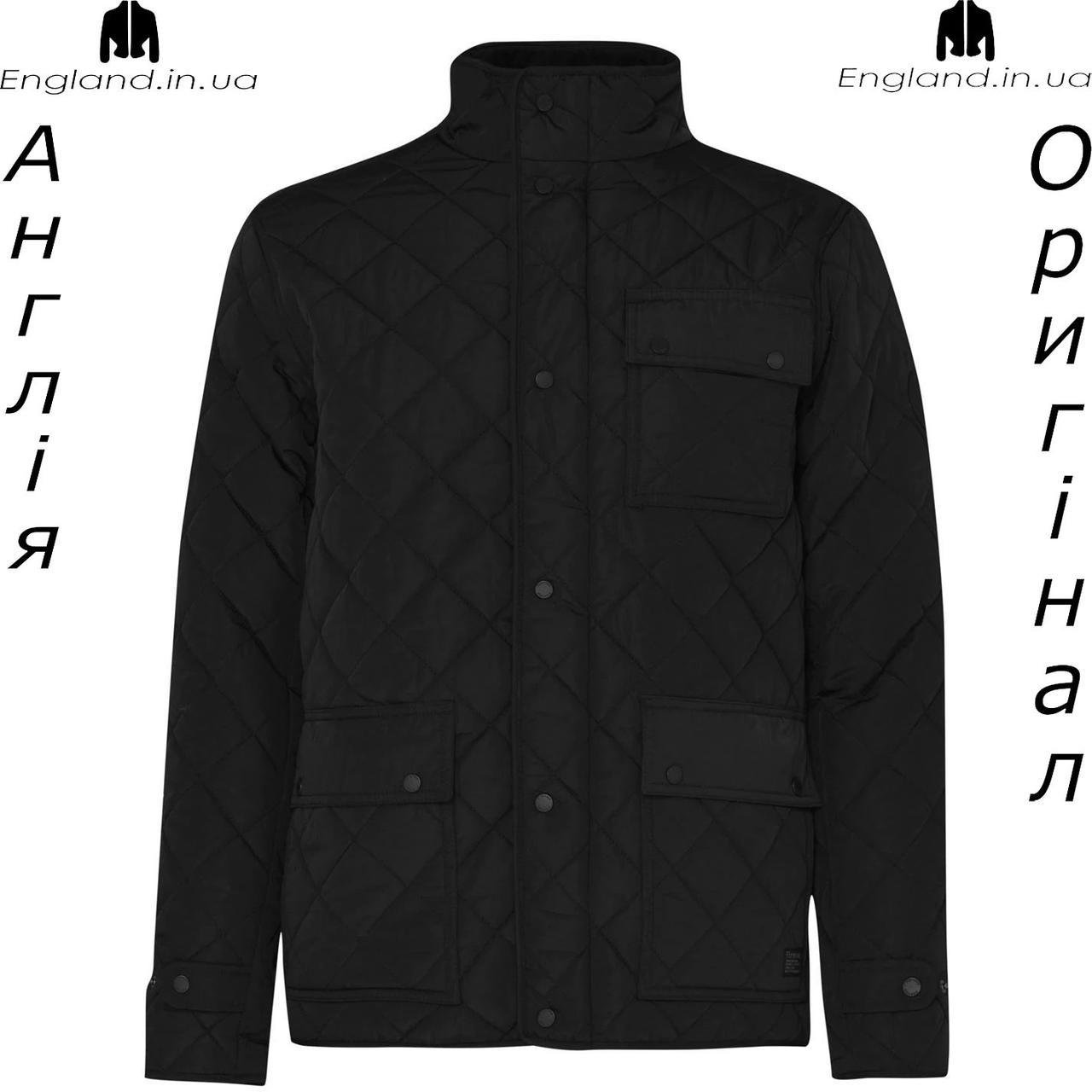 Куртка стьобаний чоловіча Firetrap з Англії - весна/осінь