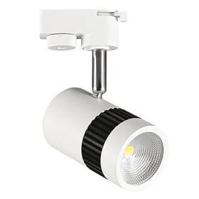 Светодиодный трековый светильник SEAN SL-4000L 13W 4200К белый Код.58518