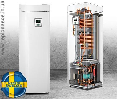 Грунтовый тепловой насос Ecoheat 406, 6 кВт