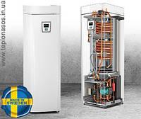 Грунтовый тепловой насос, CTC Швеция, 6 кВт, со встроенной многофункциональной емкостью.