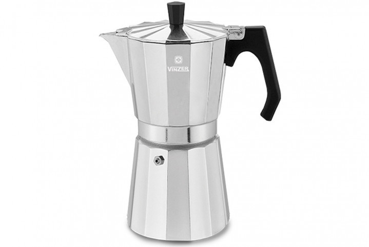 Гейзерна кавоварка Moka Espresso на 9 чашок Vinzer VZ-89384