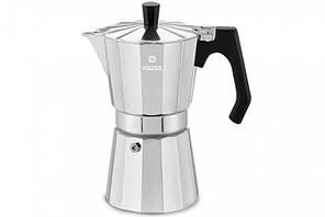 Гейзерная кофеварка на 6 чашек Moka Espresso Induction Vinzer VZ-89383