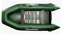 Четырехместная надувная пвх лодка под мотор «АНТАРЕС А360 М»