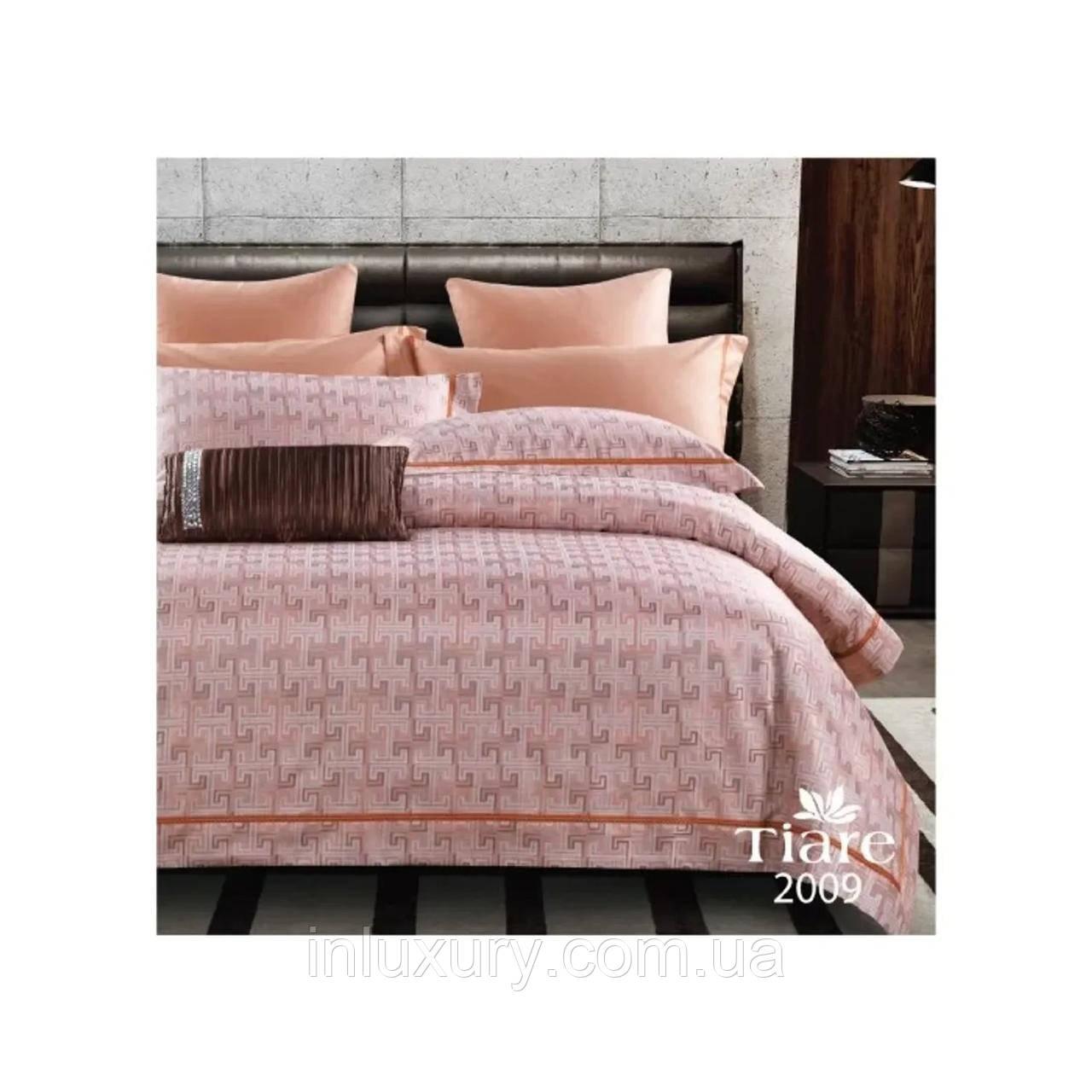 Комплект постельного белья Сатин Жаккард 2009 Tiare™