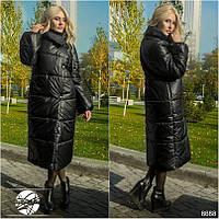 Синтепоновое пальто ш713, фото 1