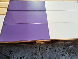 Плитка облицовочная Talari VT 200х500 фиолетовая Кафель для стен Сиреневый
