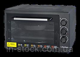 Електропіч LIBERTON LEO-550 Black