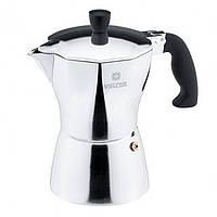 Кофеварка гейзерная на 3 чашки Vinzer VZ-89388