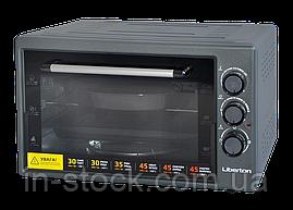 Електропіч LIBERTON LEO-550 Dark Grey