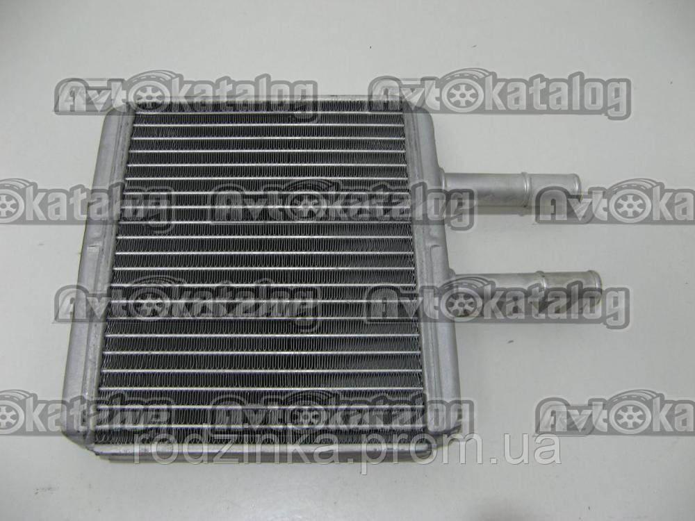 Радиатор отопителя Авео алюм 200x190x35 с конд (печка) Лузар