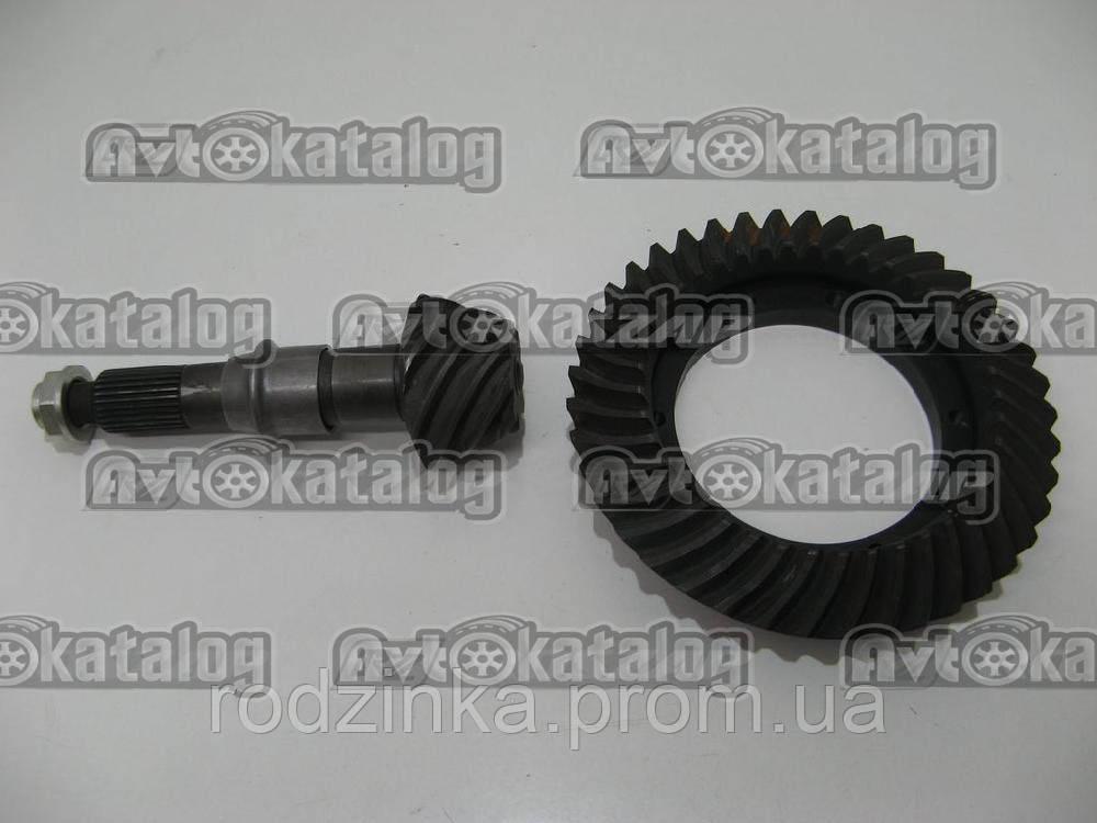 Головна пара Газель 8х41 мілкий шліц вузька ГАЗ