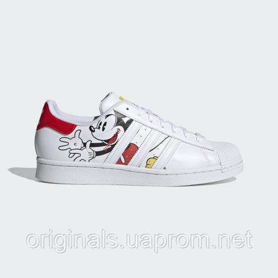 Женские кроссовки Adidas Superstar Disney W GW2248 2021