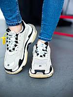 Стильные женские спортивные кроссовки Balenciaga