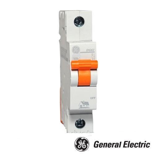 Автоматический выключатель General Electric DG 61 C32 6kA 1P 32А (Венгрия)