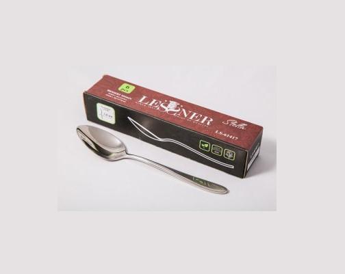 Набор десертных ложек Stella в коробке Horeca Lessner 61417 164614