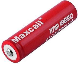 Акумулятор 18650 Maxcail 5800mAh 3.7 B Li-ion