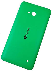Задняя панель корпуса (крышка) для Microsoft 640 Lumia (RM-1077) (Зеленая)