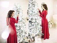 Длинное платье опк3011, фото 1
