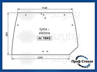 Стекло Deutz-Fahr Agrotron MK3, M, Profiline, TTV заднее
